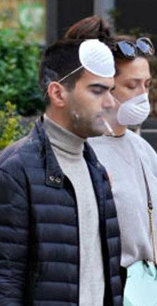 سیگاری ها و کوید19