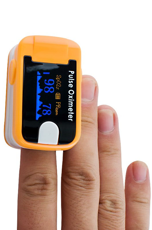 دستگاه پالس اکسیمتر چیست