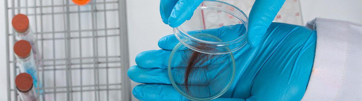 تشخیص اعتیاد با آزمایش مو