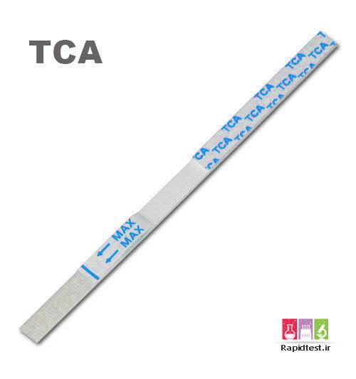 تست اعتیاد TCA